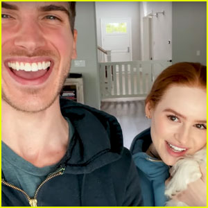 Madelaine Petsch Moves In With Joey Graceffa During Health Crisis