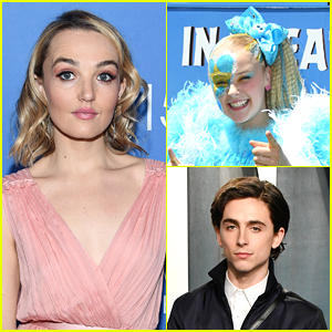 Saturday Night Live's Chloe Fineman Does Hilarious Impersonations of JoJo Siwa & Timothee Chalamet