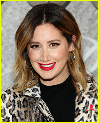 Ashley Tisdale Shows Off All Natural, No Makeup Look In New Video