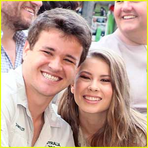 Bindi Irwin Shares Beautiful Footage From Her Wedding Day