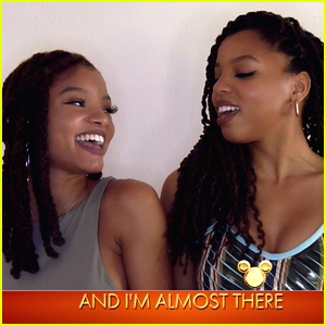Chloe x Halle Sing 'Almost There' With Princess Tiana, Anika Noni Rose, For 'Disney Family Singalong' - Watch!