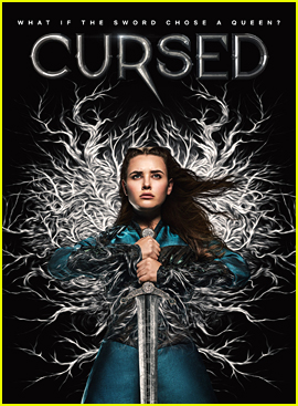 Katherine Langford Stars In 'Cursed' First Look Photos