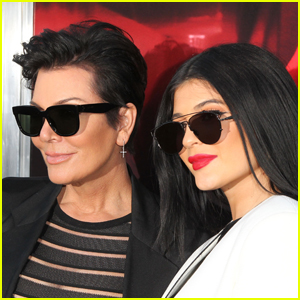 Kylie Jenner Celebrates Her Mom Kris Jenner & Her Baby Stormi for Mother's Day!