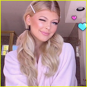 Loren Gray Bakes Up a 'Cake' With Friends Amid Quarantine - Watch the Music Video!