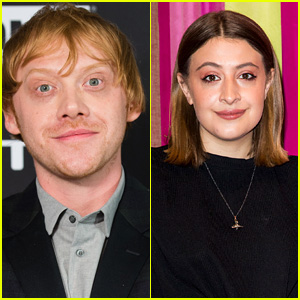Harry Potter's Rupert Grint & Georgia Groome Are Now Parents!