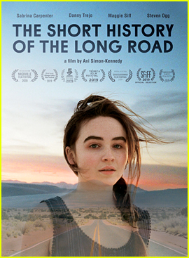 Sabrina Carpenter Stars In 'The Short History of the Long Road' Trailer - Watch!