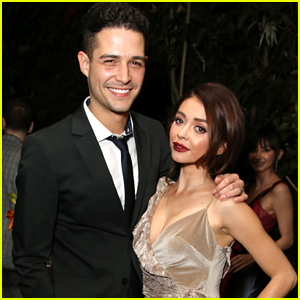 Sarah Hyland & Wells Adams Have Decided Not To Start Wedding Planning Right Now