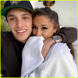 Ariana Grande Just Turned 27 & Her Boyfriend Dalton Gomez Is By Her Side!