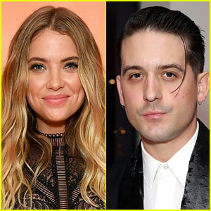 Ashley Benson & G-Eazy Attend Her Sister's Wedding Together!