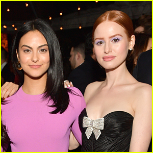 Camila Mendes & Madelaine Petsch Speak Out About Allegations Against 'Riverdale' Co-Stars