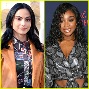 Camila Mendes & Normani Join Urban Decay Cosmetics As New Global Citizens!