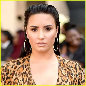 Demi Lovato Calls For President Trump To 'Be The Leader We Need You To Be'