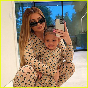 Kylie Jenner's Daughter Stormi Is a 'Vogue' Cover Star at 2 Years Old!