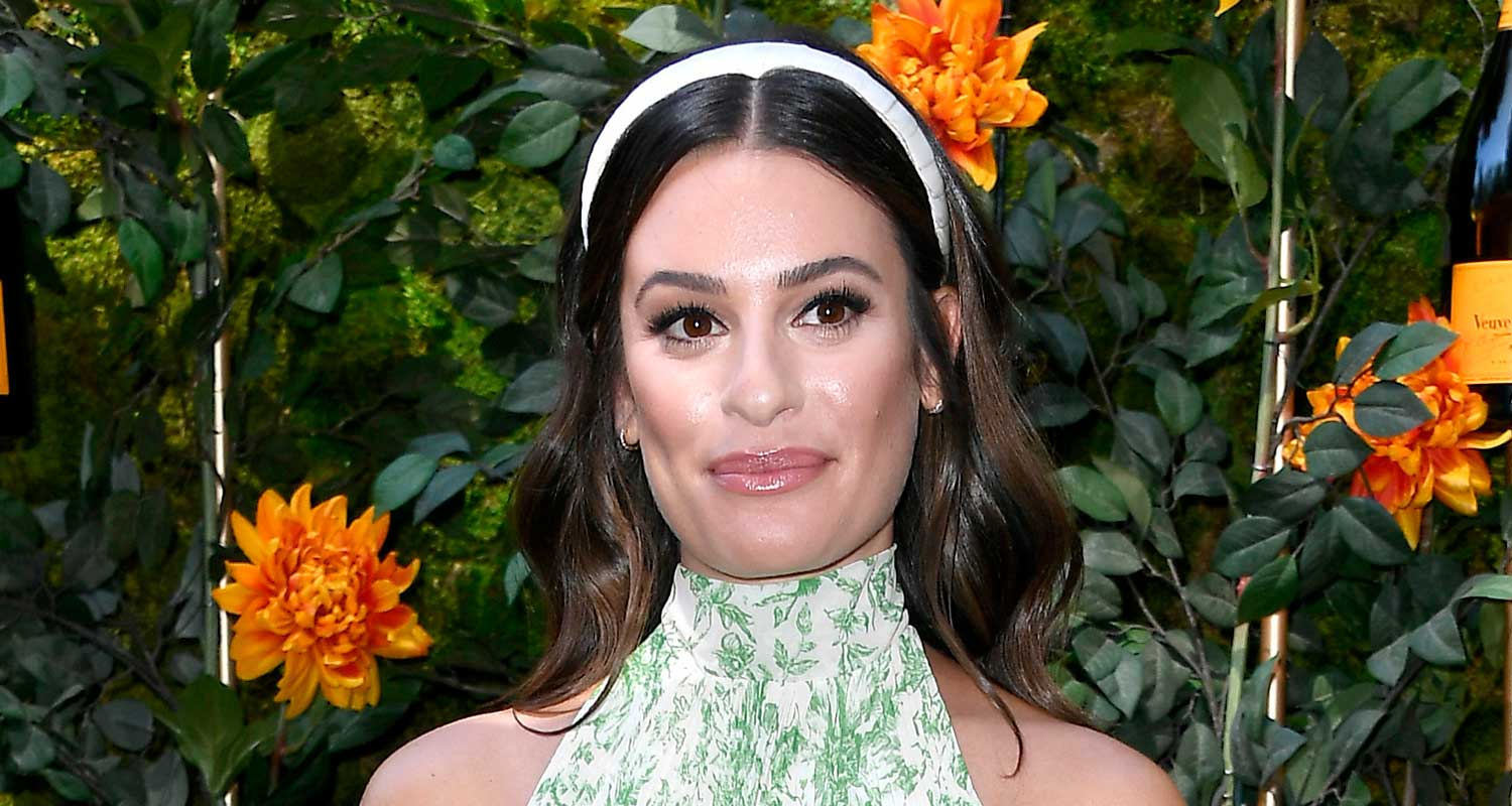 Lea Michele Speaks Out After Allegations From Former 'Glee' Co-Stars