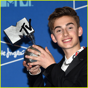 Johnny Orlando Signs Major Deal With MTV!