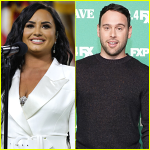 Scooter Braun Didn't Want to Sign Demi Lovato At First