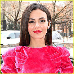 Victoria Justice Reacts to Sky Banner Proposal In Santa Monica