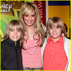 Ashley Tisdale Says Cole & Dylan Sprouse Will Always Be Her Little Brothers In Birthday Posts