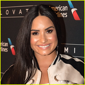 Demi Lovato Gives Fans an Update On Her Upcoming Album