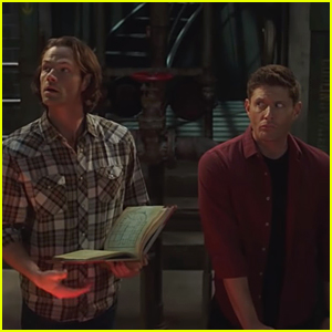 New Teaser Trailer Offers Glimpse at Final Episodes of 'Supernatural' - Watch Now!