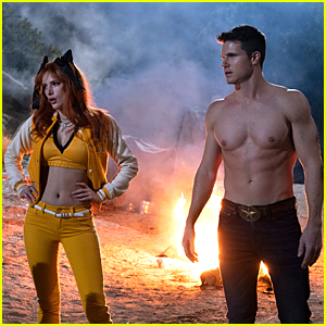 Robbie Amell Goes Shirtless In 'The Babysitter: Killer Queen' First Look Photos