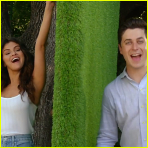 Selena Gomez & David Henrie Have An Announcement!!