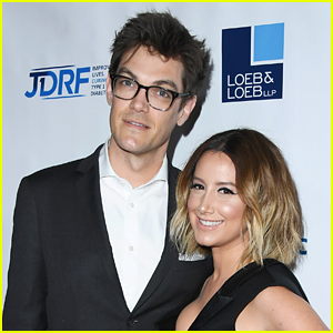 Ashley Tisdale & Hubby Chistopher French Are Expecting Their First Baby!