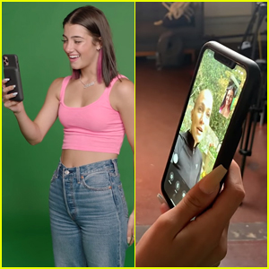 Charli D'Amelio Kicks Off TikTok Dance For Jennifer Lopez's New Song 'Pa' Ti'