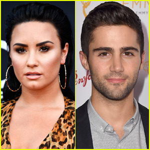 Demi Lovato Seemingly Addresses Fiance Max Ehrich's Alleged Past Tweets