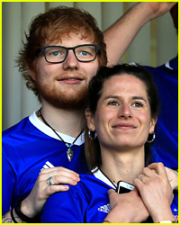 Ed Sheeran & Cherry Seaborn Are Parents To a Baby Girl!
