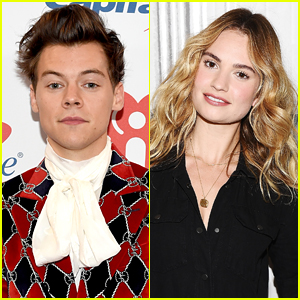 Harry Styles Set To Join Lily James In New Film 'My Policeman'