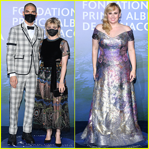 Maisie Williams & BF Ruben Selby Mask Up For Planetary Health Gala