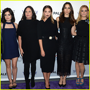 I Marlene King Reacts To The New 'Pretty Little Liars' Series 'Original Sin'