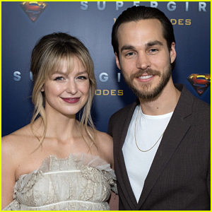 Melissa Benoist & Chris Wood Welcomed Their Baby Boy 'A Few Weeks Ago'
