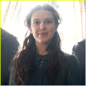 Millie Bobby Brown Kept 'Enola Holmes' a Secret For Years!