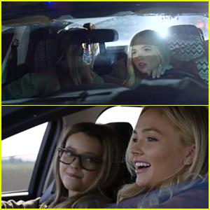 Natalie Alyn Lind & Jade Pettyjohn Star In 'Big Sky' First Look Clips!