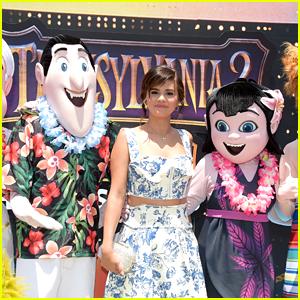 Selena Gomez Returning For 'Hotel Transylvania 4' as Star & Executive Producer!
