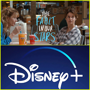 Shailene Woodley & Ansel Elgort's 'The Fault In Our Stars' & More Coming To Disney+ This Fall!