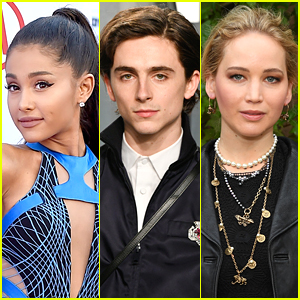 Ariana Grande & Timothee Chalamet Join Jennifer Lawrence In 'Don't Look Up'