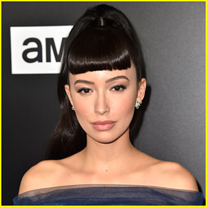Christian Serratos Opens Up About The Pressures of Portraying Selena