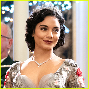 First Look Photos at Vanessa Hudgens In 'The Princess Switch 2' & Third Movie Announced!