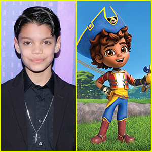 Get To Know The Star of Nickelodeon's New Show 'Santiago of the Seas' - Kevin Chacon!