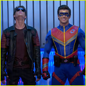 Jace Norman Guest Stars On 'Danger Force' In New Episode - First Look! (Exclusive)