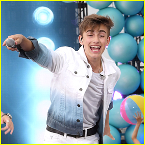 Johnny Orlando Shares 10 Fun Facts After Dropping New EP 'It's Never Really Over'