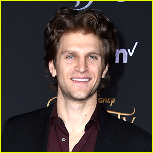 Keegan Allen Dyes His Hair Pink, Honors His Mom For Breast Cancer Awareness Month
