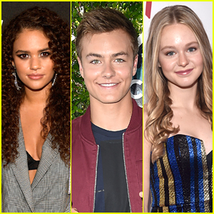 Madison Pettis, Peyton Meyer & More Join Addison Rae In 'He's All That'