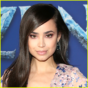 Sofia Carson Says Filming 'Songbird' Was Almost Like Live Theater