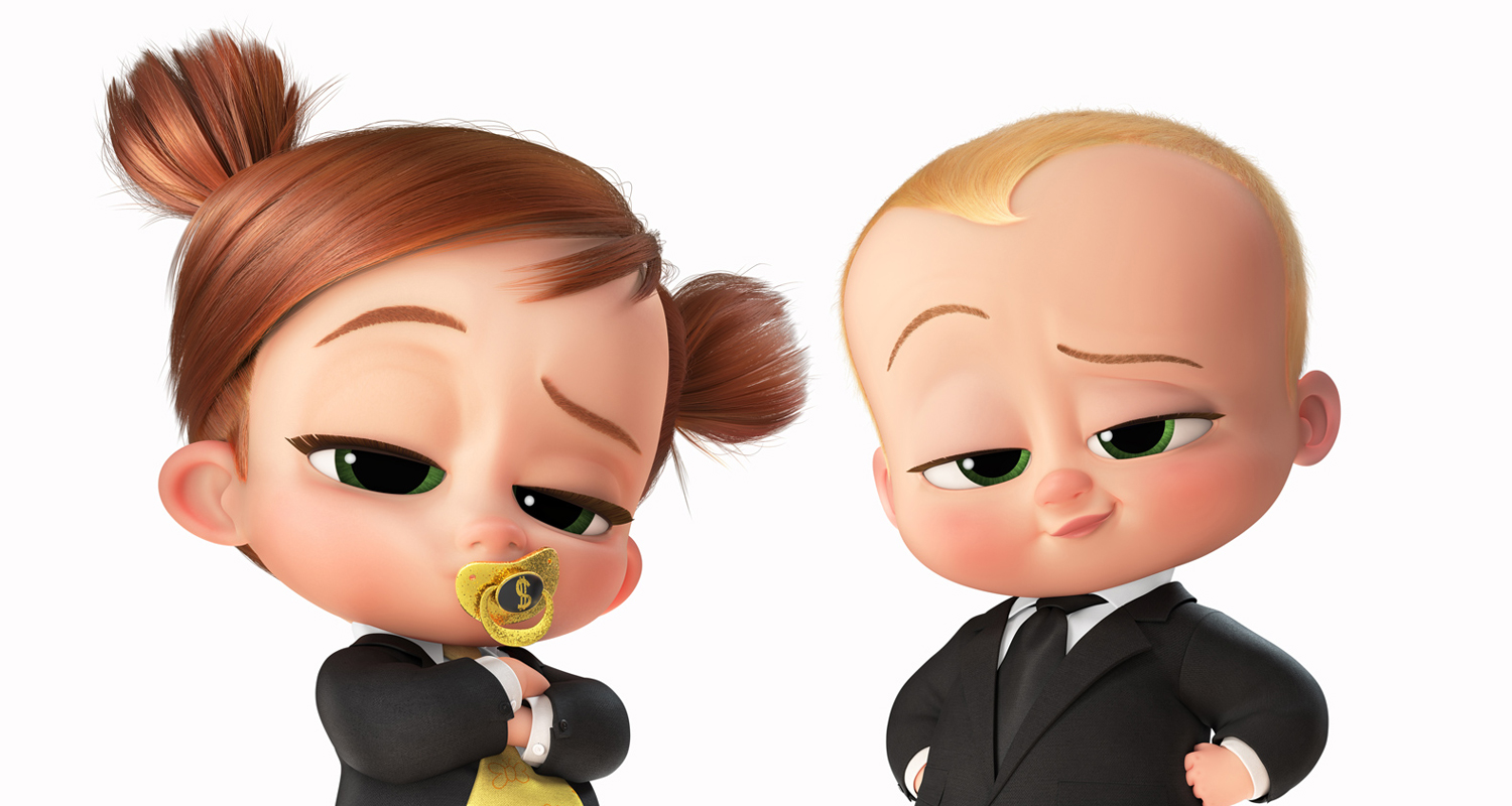 'The Boss Baby: Family Business' Releases Trailer - Watch ...
