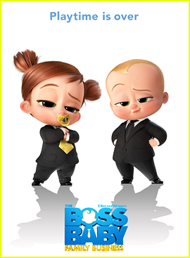 'The Boss Baby: Family Business' Releases Trailer - Watch Now!
