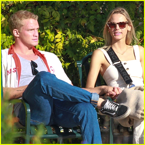 Cody Simpson Flaunts PDA With Marloes Stevens (Photos)